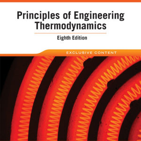 Complete Solution Manual For Principles Of Engineering Thermodynamics 8th Edition SI Version By Daisie D Boettner Howard N Shapiro Margaret B