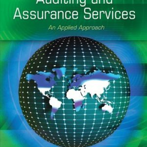 Auditing and Assurance Services An Applied Approach 1st Edition By Stuart - Solution Manual