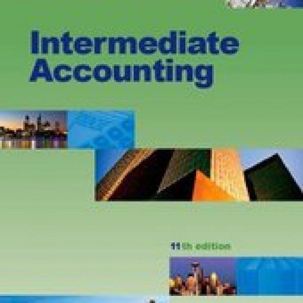 Test Bank for Intermediate Accounting 11/E by Nikolai