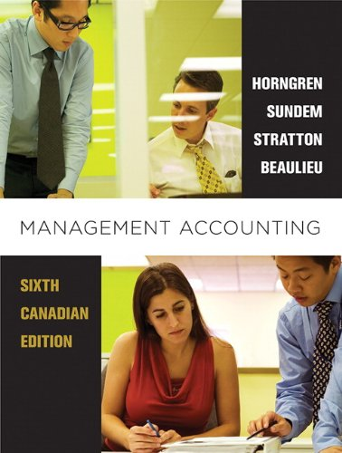 introduction to management accounting horngren sundem and stratton Introduction to management accounting helps to enhance readers  0133058786 / 9780133058789 introduction to management  horngren / sundem / stratton.
