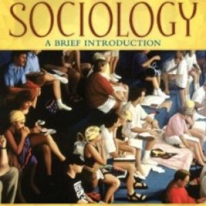 A BRIEF SOCIOLOGY INTRODUCTION